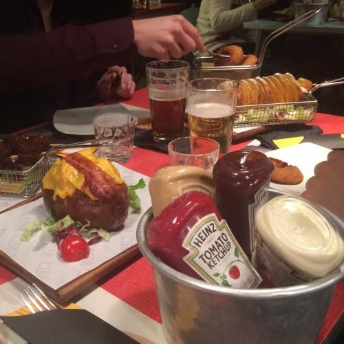 Salse ketchup maionese senape barbecue c1b0 domenica sera noia famelica food blog famelica foodblogger