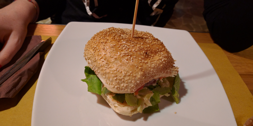 Cheeseburger alla romana - Birstrò al Pigneto by famelica